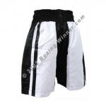 Boxing Shorts/ Trunks Side View