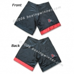 Fight Shorts  (MMA/Grappling/Vale Tudo) Front & Back View