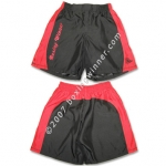 Board Shorts (MMA/Grappling/Vale Tudo) Front & Back View