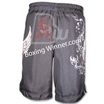 Board Shorts   (MMA/Grappling/Vale Tudo) Back View