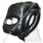 Headgear side view