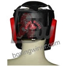 Headgear back view